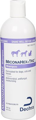 MiconaHex+Triz Shampoo for Dogs & Cats