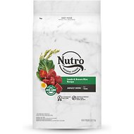 Nutro Wholesome Essentials  Adult Pasture Fed Lamb & Rice Recipe Dry Dog Food, 5-lb bag