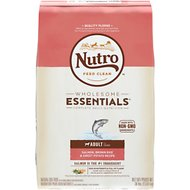Nutro Wholesome Essentials Adult Salmon, Brown Rice & Sweet Potato Recipe Dry Dog Food, 30-lb bag