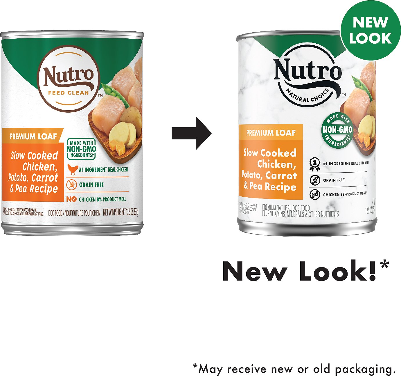 Nutro Dog Food Canned Kitchen Classics
