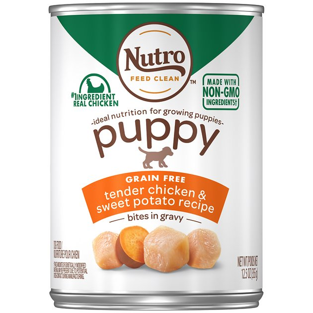 Nutro Large Breed Puppy Tender Chicken Amp Turkey Recipe