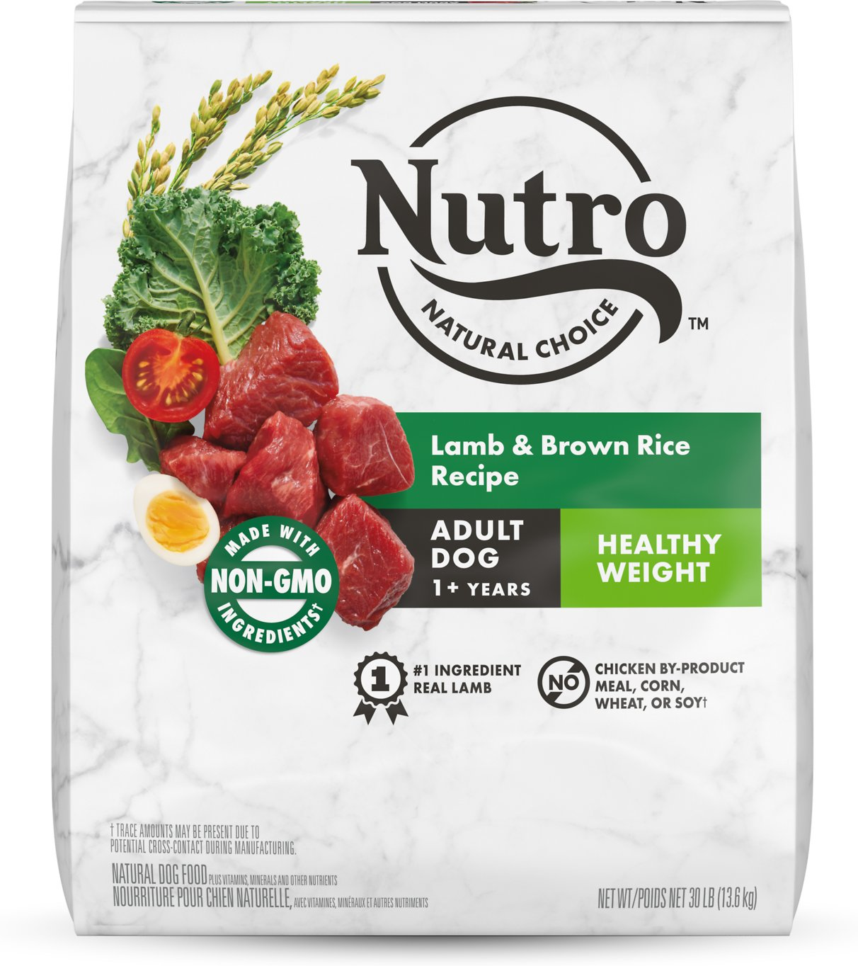Nutro Wholesome Essentials Healthy Weight Adult Pasture Fed Lamb