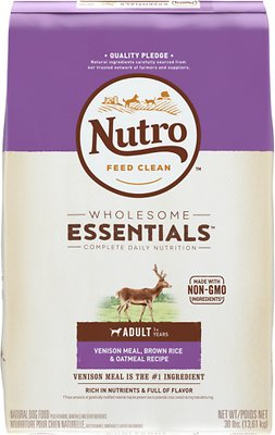 6. Nutro Wholesome Essentials Adult Dry Dog Food