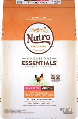 7. Nutro Wholesome Essentials Small Breed
