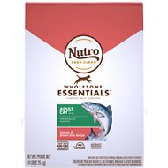 Nutro Wholesome Essentials Adult Salmon & Brown Rice Recipe Dry Cat Food, 14-lb bag
