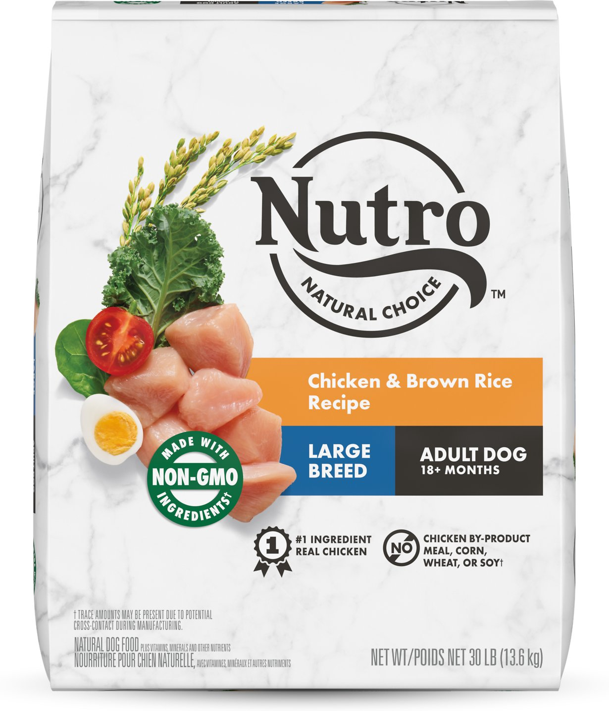 Nutro wholesome essentials large breed adult farm raised chicken video forumfinder Images