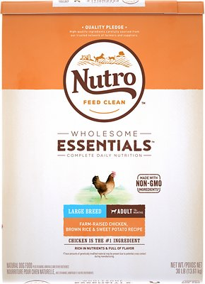 6. Nutro Wholesome Essentials Large Breed