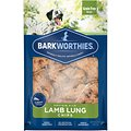 Barkworthies Lamb Lung Dog Treats