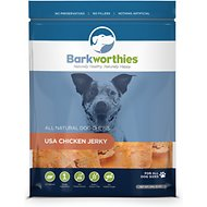 Barkworthies USA Chicken Jerky Dog Treats, 12-oz bag