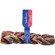 "Barkworthies Braided Beef Gullet 6"" Dog Treat"