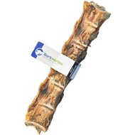 Barkworthies Lamb Tail Dog Treats, Case of 20