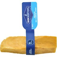 Barkworthies Medium Big Cheese Chew Dog Treat