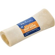 Barkworthies Large Stuffed Beef Shin Bone Dog Treat
