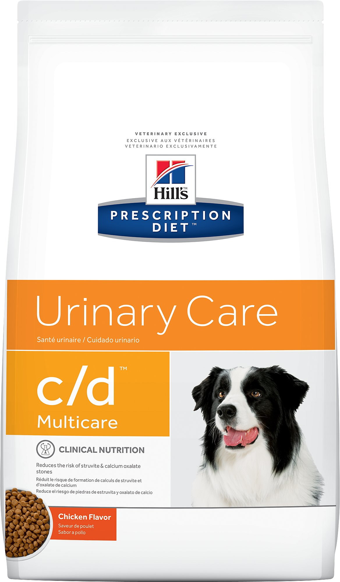 Dog Food for Urinary Health Hill's Prescription Diet c/d Dry Dog Food