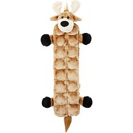 Outward Hound Holiday Reindeer Squeaker Matz Dog Toy