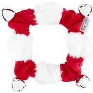 Outward Hound Holiday Pet Collar with Bells, Medium