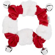 Outward Hound Holiday Pet Collar with Bells, Large