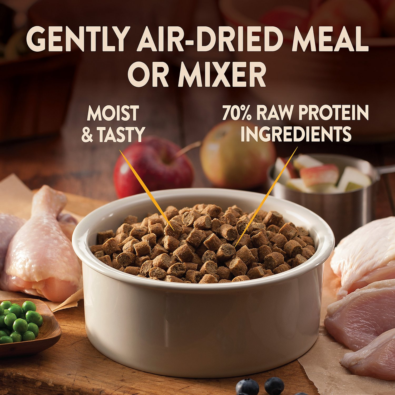 Wellness Core Tender Bites Puppy Recipe Meal Or Mixer Air