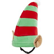 Outward Hound Holiday Elf Hat Pet Costume, Large