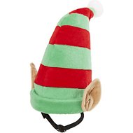 Outward Hound Holiday Elf Hat Pet Costume, Medium