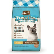Merrick Purrfect Bistro Grain-Free Healthy Weight Recipe Dry Cat Food, 7-lb bag