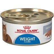 Royal Canin Ultra Light Loaf in Sauce Canned Cat Food, 3-oz, case of 24