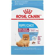 Royal Canin Indoor Puppy Dry Dog Food, 2.5-lb bag