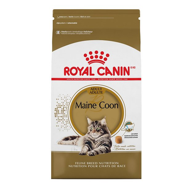 royal canin maine coon dry cat food 14 lb bag. Black Bedroom Furniture Sets. Home Design Ideas