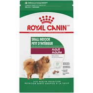 Royal Canin Size Health Nutrition Indoor Small Breed Adult Dry Dog Food, 2.5-lb bag