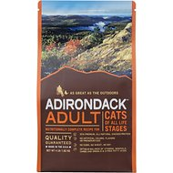 Adirondack Adult Recipe Dry Cat Food, 13.22-lb bag