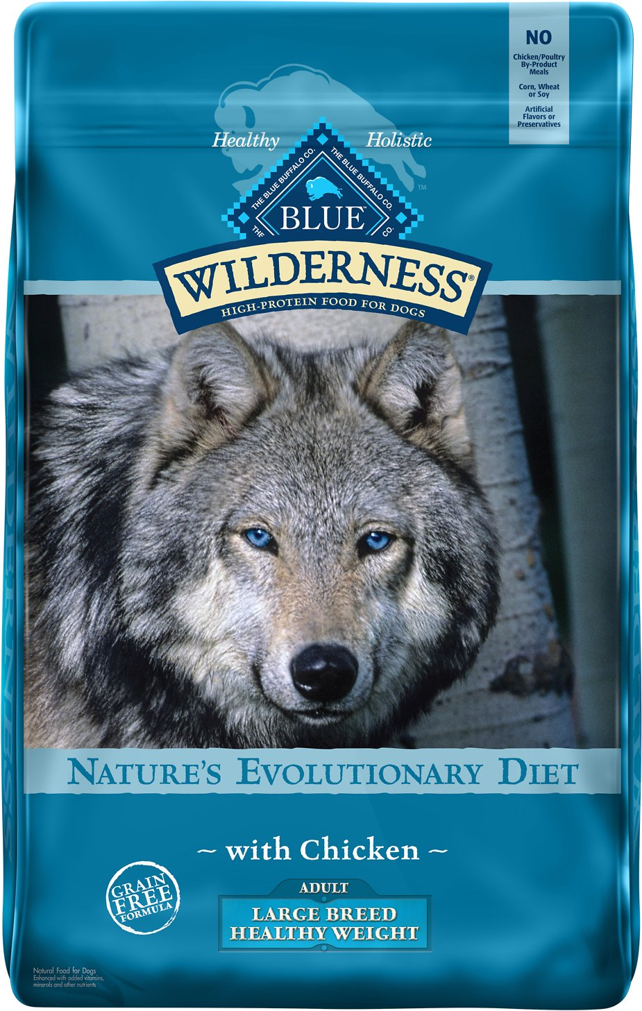 Blue Buffalo Wilderness Dog Food for Liver Disease