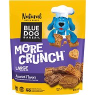 Blue Dog Bakery More Flavors Assorted Dog Treats, 3-lb bag