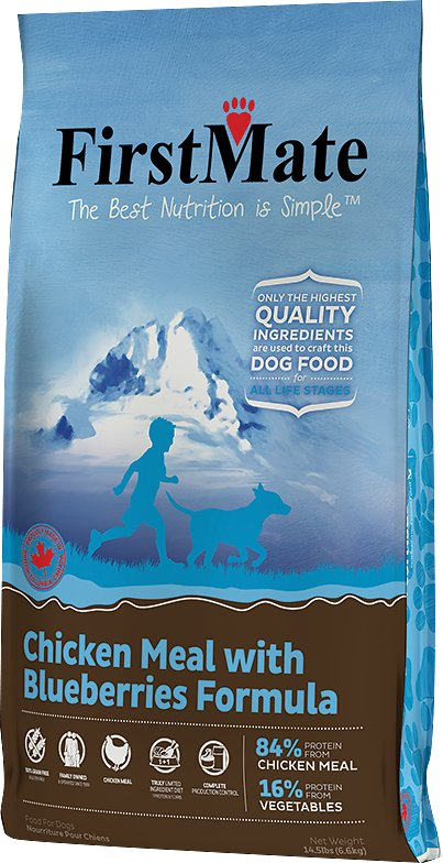 Dog Food for Urinary FirstMate Chicken Meal