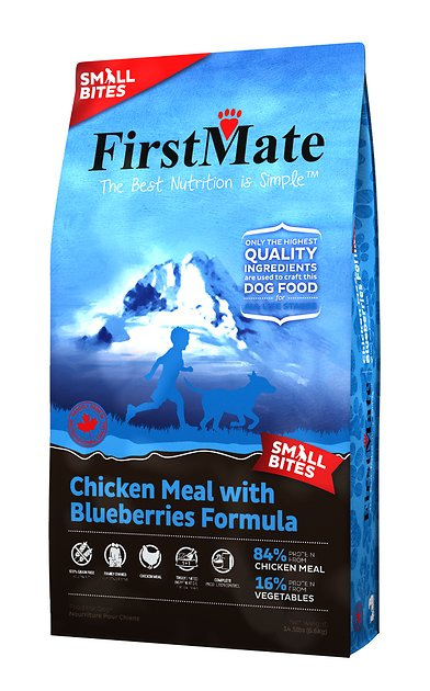 Dog Food With Chicken Meal As First Ingredient