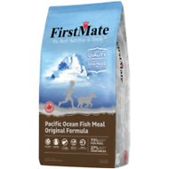 FirstMate Pacific Ocean Fish Meal Original Formula Limited Ingredient Diet Grain-Free Dry Dog Food, 5-lb bag