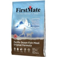 FirstMate Pacific Ocean Fish Meal Original Formula Limited Ingredient Diet Grain-Free Dry Dog Food, 28.6-lb bag