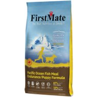 FirstMate Endurance/Puppy Pacific Ocean Fish Meal Formula Limited Ingredient Diet Grain-Free Dry Dog Food, 14.5-lb bag