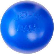 "Jolly Pets 10"" Push-n-Play Dog Toy, Blue"