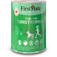 FirstMate Turkey Formula Limited Ingredient Grain-Free Canned Dog Food, 12.2-oz, case of 12