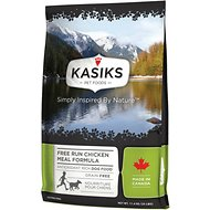 KASIKS Free Run Chicken Meal Formula Grain-Free Dry Dog Food, 25-lb bag