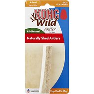 KONG Wild Split Elk Antler Dog Chew, X-Small