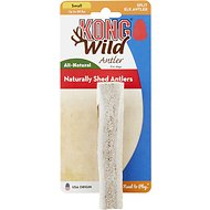 KONG Wild Split Elk Antler Dog Chew, Small