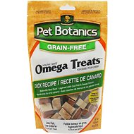 Pet Botanics Healthy Omega Duck Flavor Dog Treats, 12-oz bag