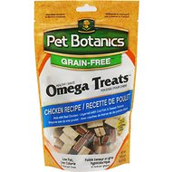 Pet Botanics Healthy Omega Chicken Flavor Dog Treats, 12-oz bag