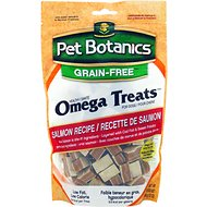 Pet Botanics Healthy Omega Salmon Flavor Dog Treats, 12-oz bag