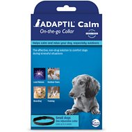 Adaptil Calming Adjustable Dog Collar, Small & Medium