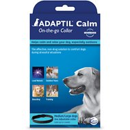 Adaptil Calming Adjustable Dog Collar, Medium & Large