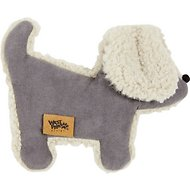 West Paw Big Sky Puppy Dog Toy, Storm Blue