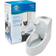 Drinkwell Mini Pet Fountain, 40-oz