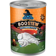 Blue Buffalo Halloween Boo Stew Canned Dog Food, 12.5-oz, case of 12